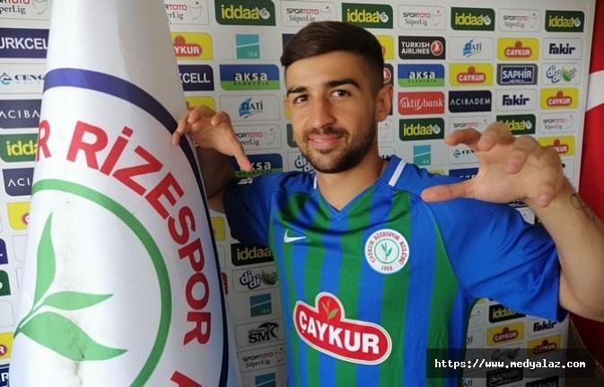 Çaykur Rizespor, Yusuf Acer`i Transfer Etti