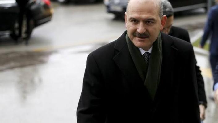 Bakan Süleyman Soylu Çayeli'ndeki sel bölgesinde incelemelerde bulunacak